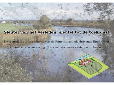 Rondom de hoofdkraan van Nederland