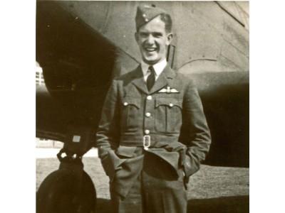 Flying Officer Wheatley - Spitfire Herwen