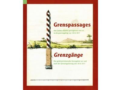 Boek | Grenspassages / Grensgänge