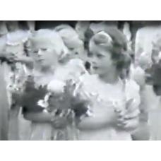 Schutterij E.M.M. viert feest 1948 (1)
