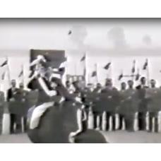 Schutterij E.M.M. viert feest 1948 (2)