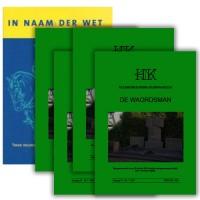 AANBIEDING | Lidmaatschap HKR en In Naam Der Wet